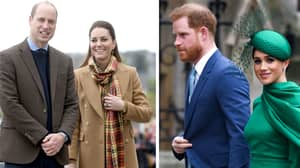 Lilibet Diana Mountbatten-Windsor: William And Kate Break Silence On Harry And Meghan's Baby News