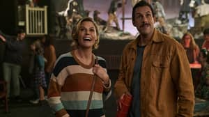 Netflix's New Horror-Comedy 'Hubie Halloween' Starring Adam Sandler And Maya Rudolph Drops Today