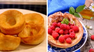 People Are Claiming To Eat Yorkshire Puddings For Dessert And Our Minds Are Blown