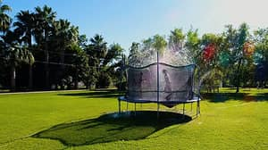 Amazon Is Now Selling A Trampoline Sprinkler And Our Minds Are Blown