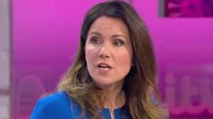 Good Morning Britain: Susanna Reid Praised For Passionate Speech Over Police's Handling Of Sarah Everard Vigil