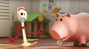 Forky From 'Toy Story 4' Is Getting His Own Disney TV Show