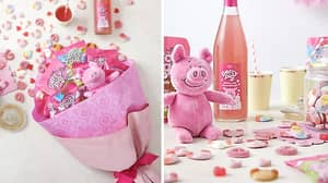 M&S Launches Percy Pig Sweet Bouquet