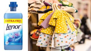 Everyone Is Outraged That This Popular Household Product Is Dangerous When Used On Children's Clothes