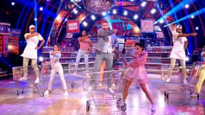 Strictly Fans Baffled As Katya Jones Appears In Group Dance Despite Testing Positive For Coronavirus