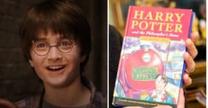 This 'Harry Potter' Book Is Worth £30,000 And There's Hundreds More Out There