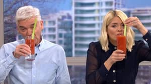 Holly And Phil Confess They're 'Suffering' On 'This Morning' After Boozy NTAs