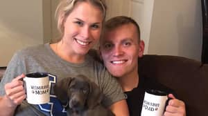 Dog Has Hilarious Reaction To His Owner's Pregnancy Announcement