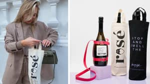 You Can Now Buy A Tote Bag for Your Wine