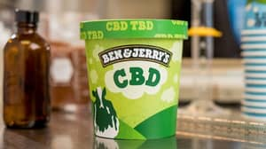 CBD-Infused Ben And Jerry's Could Soon Be A Thing