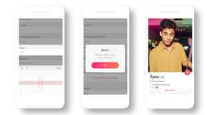 Men's Reactions To Tinder's Height Verification April Fool's Day Prank Were Ridiculous