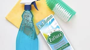 Women Are So Addicted To Zoflora They're Literally Hiding Bottles From Their Partners
