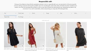 ASOS' 'Responsible Filter' Just Made It A Hell Of A Lot Easier To Shop Sustainably