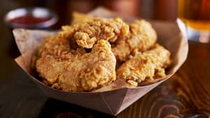 Bride Plans To Feed Wedding Guests With One Chicken Tender Each