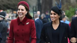 People Are Convinced Kate Middleton's Instagram Post Is A Dig At Meghan Markle