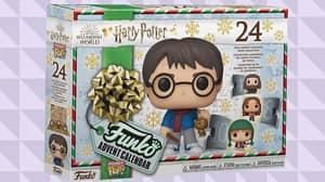 You Can Now Get A 'Harry Potter' Funko Pop Advent Calendar