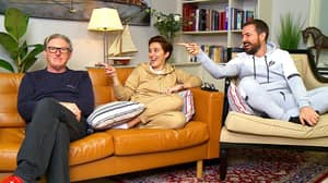 Line Of Duty's Adrian Dunbar, Martin Compston And Vicky McClure Join Celebrity Gogglebox