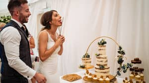 This Couple Threw A Lotus Biscoff Themed Wedding And It's The Stuff Of Dreams