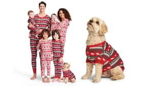 These Matching Christmas Human-Doggo Pyjamas Are Adorable