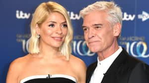 Holly Willoughby Cries As She Talks About Working With Phillip Schofield Amid Rift Rumours