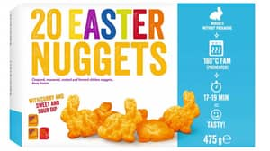 Lidl Is Selling Bunny-Shaped Chicken Nuggets For Easter