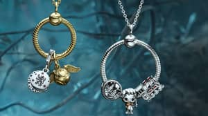 Pandora Launches Stunning New 'Harry Potter' Collection