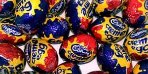 Cadbury Unveils Its New Easter Range Including Massive Tins Of Creme Eggs