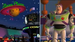 Disneyland Is Bringing Toy Story's Pizza Planet To Life