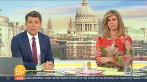 Kate Garraway Says Piers Morgan 'Comes From A Place Of Authenticity' Following His Good Morning Britain Exit