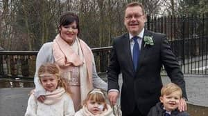 Girl With Terminal Cancer Becomes Parents' Wedding Planner Before She Dies