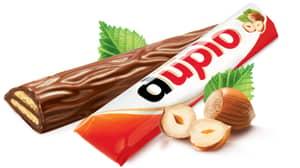 Ferrero Launches Delicious New Hazelnut And Chocolate Bar