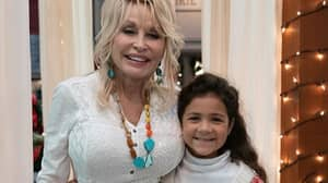 Dolly Parton 'Saved Life' Of Nine-Year-Old Actor While Filming Her Netflix Christmas Movie