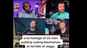 The Jesse Lee Peterson Show: Women Left Flabbergasted Over A Panel Of Men Struggling To Figure Out Female Orgasm