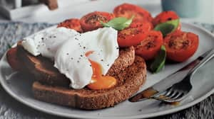 Woman Shares Genius Hack To Cook Poached Eggs In The Oven