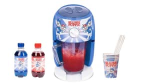 You Can Now Buy Your Own Slush Puppie Machine To Keep You Cool In The Heatwave