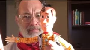 Tom Hanks Creates 'Toy Story' Video For Conjoined Twins