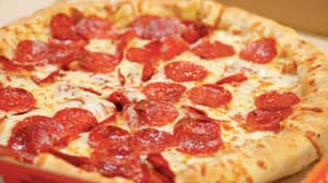 Woman In Hysterics After Spotting 'NSFW' Domino's Pizza Leaflet