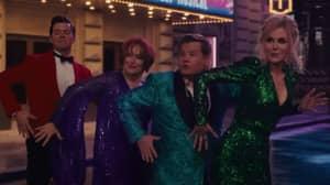 Meryl Streep, James Cordon And Nicole Kidman's New Netflix Movie 'The Prom' Looks Like An Eleganza Extravaganza