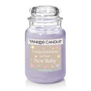 Yankee Candle Has Introduced The Perfect Gift For New Parents