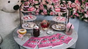 You Can Go To A 'Mean Girls' Afternoon Tea In London With Your Girl Friends