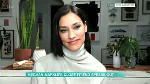 This Morning: Meghan Markle's Friend Janina Gavankar Says Palace Staffer Was Fired For Gross Misconduct