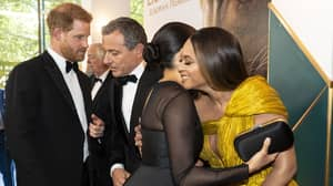 Beyoncé Called Meghan 'My Princess' At The 'Lion King' Premiere And We Cannot