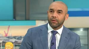Good Morning Britain's Alex Beresford Breaks Silence On Piers Morgan Quitting