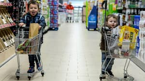 Lidl Launches Mini Trolleys For Children To UK Stores
