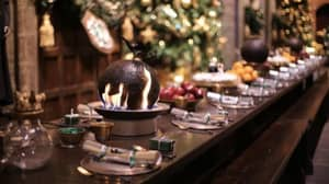 Harry Potter Warner Bros Studio Tour Is Getting A Christmas Makeover