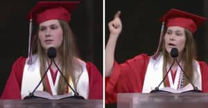 Student Praised For Powerful Speech On Abortion Laws