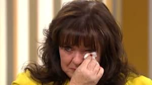 Coleen Nolan Breaks Down On This Morning Over Kim Woodburn Row