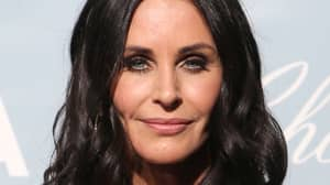 Courteney Cox Looks Exactly Like Jared Leto As A Man And It's Scary