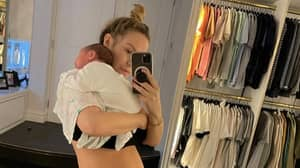 Kate Ferdinand Praised For Opening Up About Choosing Not To Breastfeed Baby Cree