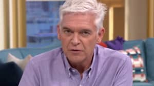 Phillip Schofield Calls Out 'This Morning' Viewer For Complaining About Her Husband